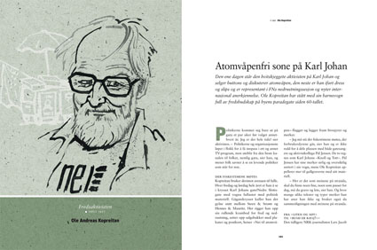 Ole Kopreitan Byoriginaler i Oslo